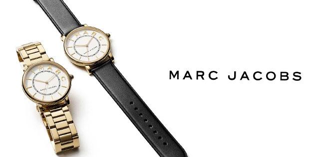 Marc Jacobs Uhren: Neue Kollektionen