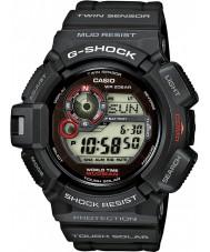 Casio G-9300-1ER Mens g-shock Doppel Sensor solarbetriebene Uhr