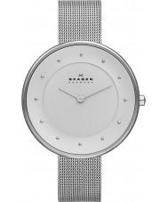Skagen SKW2140 Damen klassik Silber Mesh-Uhr