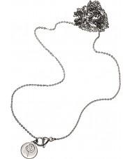 Edblad 116130171 Damen charmentity Silber Stahl lange Kette