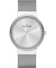 Skagen SKW2152 Damen klassik Silber Mesh-Uhr