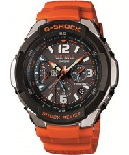 Casio GW-3000M-4AER Mens g-shock Radio Orange solarbetriebene Uhr gesteuert