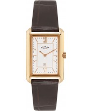 Rotary GS02691-02 Herren-Uhren Champagner braun Uhr