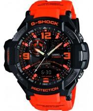 Casio GA-1000-4AER Mens g-shock Doppelsensor Neon-Illuminator Uhr