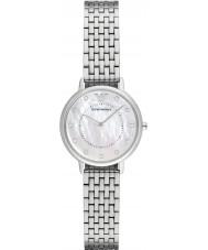 Emporio Armani AR2511 Damen kleiden Silber Stahl Armbanduhr