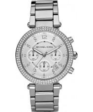 Michael Kors MK5353 Damen blair Silberton Chronograph