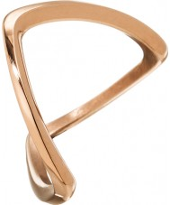 Edblad 3153441918-S Damen kavala Roségold vergoldet Ring - Größe n (n)