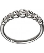 Edblad 2153441920-XS Damen Valenz Stahl glänzende Linie Ring - Größe L (xs)