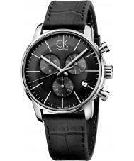 Calvin Klein K2G271C3 Mens Stadt schwarz Chronograph