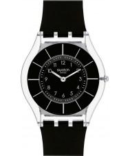 Swatch SFK361 Skin - schwarz iness Uhr