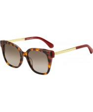 Kate Spade New York Damen caelyn s 65t ha 52 Sonnenbrille