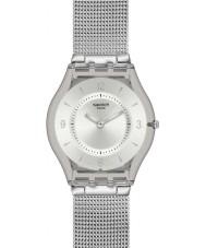 Swatch SFM118M Skin - Metall stricken Uhr