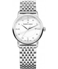 Maurice Lacroix EL1094-SS002-150-1 Damen eliros Silber Stahl Armbanduhr
