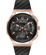 Bulova 98A185 Mens progressive curv Uhr
