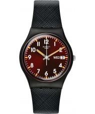 Swatch GB753 Original-gent - Sir rot Uhr