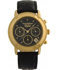 Krug-Baumen 150573DM Mens Prinzip Diamant Chronograph