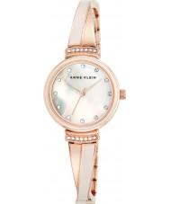 Anne Klein AK-N2216BLRG Damen Tiffany Uhr