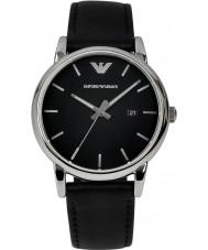 Emporio Armani AR1692 Mens klassische schwarze Uhr