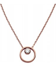 Skagen SKJ0850791 Damen elin stieg vergoldete Halskette