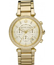 Michael Kors MK5354 Damen blair vergoldet Chronograph