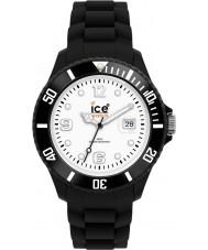 Ice-Watch SI.BW.B.S Ice-weiße große schwarze Uhr