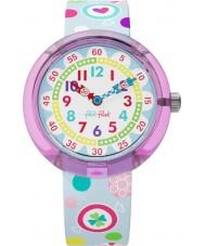 Flik Flak FBNP064 Mädchen Zucker bunchy Mehrfarben Uhr