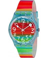 Swatch GS124 Damen färben die Himmelsuhr