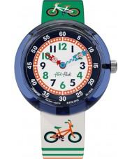 Flik Flak FBNP067 Jungen reiten Mehrfarben Uhr