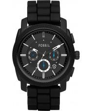 Fossil FS4487 Mens Maschine Chronograph schwarz Uhr