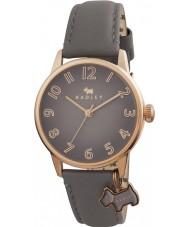 Radley RY2248 Damen überdimensionalen Hundeanhänger Uhr mit Beuteltier Lederarmband