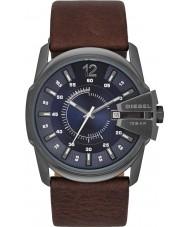 Diesel DZ1618 Herren Master Chief dunkelbraune Lederband Uhr