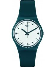 Swatch GG222 Petroleuse Uhr