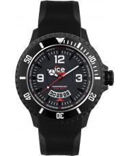 Ice-Watch DI.BW.XL.R.12 Mens Eis-surf extra große schwarze Uhr