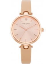 Kate Spade New York 1YRU0812 Damen holland Vachetta Lederband Uhr