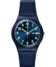 Swatch GN718 Original-gent - Sir blau Uhr