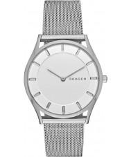 Skagen SKW2342 Damen schlank holst Silber Stahl Armbanduhr