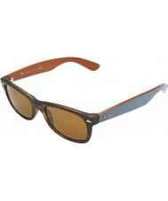 RayBan RB2132 52 neue Wayfarer Mattschildpatt 6179 Sonnenbrille