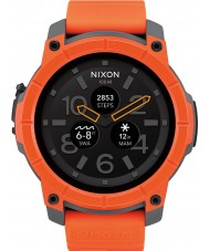Nixon A1167-2658 Mens Mission Uhr