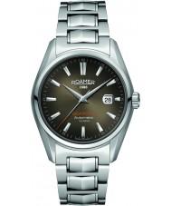 Roamer 210633-41-02-20 Mens Searock Silber Stahl Armbanduhr
