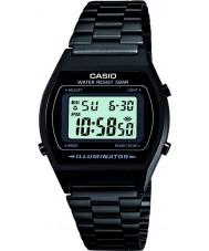 Casio B640WB-1AEF Mens Retro Sammlung digitale schwarze Uhr