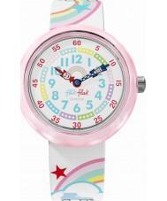 Flik Flak FBNP102 Mädchen-Roller-Disco-Uhr