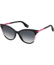 Marc Jacobs Damen Marc 295 s 3mr 9o 55 Sonnenbrille