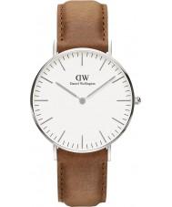 Daniel Wellington DW00100112 Klassische 36mm durham silberne Uhr