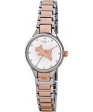 Radley RY4214 Damen auf der Flucht Link Ton zwei Stahl-Armbanduhr