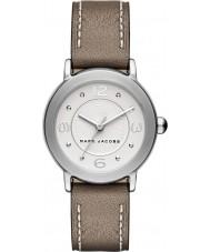 Marc Jacobs MJ1472 Damen riley hellbraun Lederband Uhr