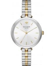 Kate Spade New York KSW1119 Damen holland zwei Ton Stahl Armbanduhr