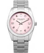 Daisy Dixon DD003SM Damen edie Silber Armbanduhr