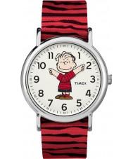 Timex TW2R41200 Peanuts Weekender Uhr