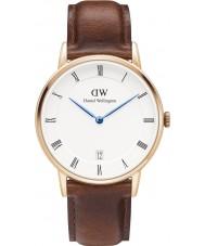 Daniel Wellington DW00100091 Dapper 34mm st mawes Roségold Uhr