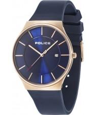 Police 15045JBCR-03P Die neue Horizontuhr der Männer